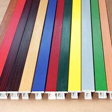 Возможно остекление балконов самых различных цветов. Мы производим пластиковые окна всех основных цветов палитры профилей.