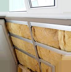 Качественное утепление балкона или лоджии не менее важно чем грамотное остекление, ведь только надежно утеплив, можно получить по-настоящему теплый балкон. Мы преименяем проверенные технологии утепления балкона, качественными материалами и гаантируем отличный результат